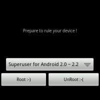universal androot screenshot