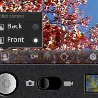 приложение камеры android 2.3